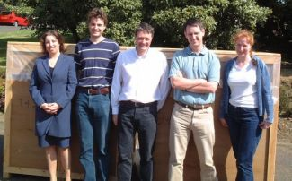 The GCAL Team - June 2001